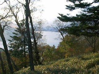 茶ノ木平からの中禅寺湖2