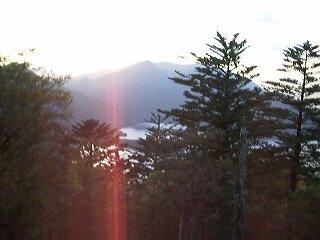 茶ノ木平からの中禅寺湖4