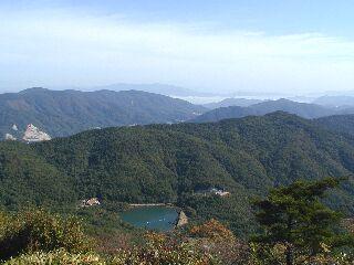 剣尾山山頂2